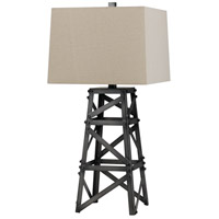 Cal Lighting Iron Metal Table Lamps