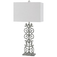 Cal Lighting BO-2747TB Vitoria 30 inch 150 watt Iron Table Lamp Portable Light