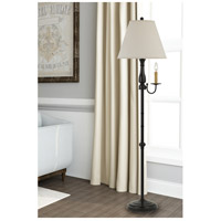 Cal Lighting Bronze Metal Floor Lamps
