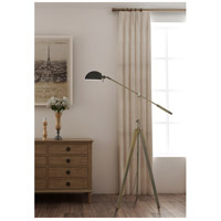 Cal Lighting Antique Brass Floor Lamps