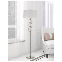 Bree 62 inch 150 watt Chrome Floor Lamp Portable Light