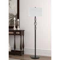 Cal Lighting BO-2857FL Antony 63 inch 150 watt Textured Bronze Floor Lamp Portable Light