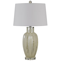 Ivory Glass Table Lamps