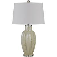 Cal Lighting BO-2880TB-2 Rovigo 29 inch 150 watt Ivory Table Lamp Portable Light