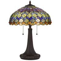 Tiffany Bronze Table Lamps