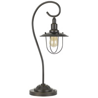 Cal Lighting BO-2944TB-DB Vigo 26 inch 60 watt Dark Bronze Table Lamp Portable Light