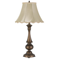 Cast Brass Table Lamps