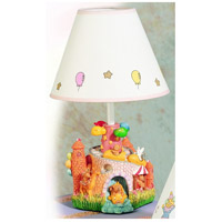 Cal Lighting BO-5633 Carnival 15 inch 60 watt Multi Table Lamp Portable Light