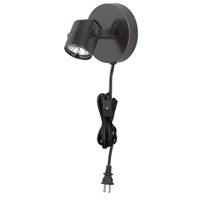 Cal Lighting BO-997-DB Signature 1 Light 5 inch Dark Bronze Wall Mount Wall Light