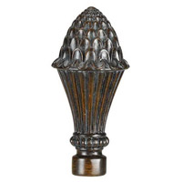 Cal Lighting FA-5014B Signature Finial