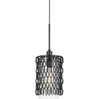 Cal Lighting FX-3643-1 Braccino 1 Light 9 inch Iron Chandelier Ceiling Light