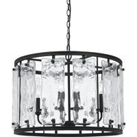 Cal Lighting FX-3650-6 Everette 6 Light 24 inch Blacksmith Chandelier Ceiling Light