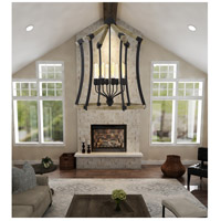 Cal Lighting Lantern Chandeliers