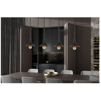 Cal Lighting Dark Bronze Pendants