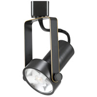 Cal Lighting HT-121-DB Signature 1 Light Dark Bronze Track Head Ceiling Light Adjustable
