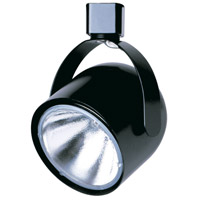 Cal Lighting HT-197-BK Signature 1 Light 120V Black Track Head Ceiling Light Adjustable