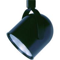 Cal Lighting HT-198-BK Signature 1 Light Black Track Head Ceiling Light Adjustable