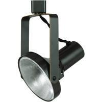 Cal Lighting HT-202-DB Signature 1 Light 120V Dark Bronze Track Head Ceiling Light Adjustable