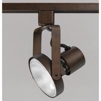 Cal Lighting HT-202-RU Signature 1 Light 120V Rust Track Head Ceiling Light Adjustable