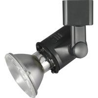 Cal Lighting HT-220-BODY-DB Signature 1 Light 120V Dark Bronze Track Fixture Body Ceiling Light Adjustable