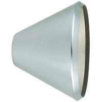 Cal Lighting HT-223-SHADE-BS Signature 1 Light Brushed Steel Track Fixture Shade Ceiling Light Adjustable