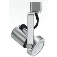 Cal Lighting HT-240-BS Signature 1 Light 120V Brushed Steel Track Fixture Ceiling Light Adjustable