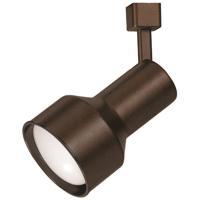 Cal Lighting HT-254-RU Signature 1 Light 120V Rust Track Head Ceiling Light Adjustable