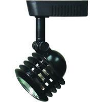 Cal Lighting HT-261-BK Signature 1 Light Black Track Head Ceiling Light Adjustable