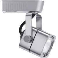 Cal Lighting HT-263-BS Signature 1 Light 12V Brushed Steel Track Head Ceiling Light Adjustable