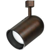 Cal Lighting HT-267-RU Signature 1 Light 120V Rust Track Head Ceiling Light Adjustable