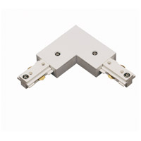 Cal Lighting HT-275-WH Cal Track White L Connector Ceiling Light photo thumbnail