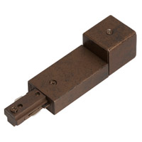 Cal Lighting HT-276-RU Cal Track Rust Live End Conduit