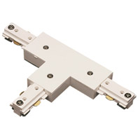 Cal Lighting HT-282-WH Cal Track White T Connector