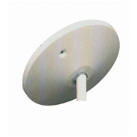 Cal Lighting HT-294-S-TP-WH Cal Track White Drop Ceiling Assembly