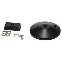 Cal Lighting HT-294-TP-BK Cal Track Black Drop Ceiling Assembly