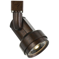 Rust Metal Ht System Track Lighting