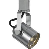 Cal Lighting HT-611M-BS Ht System 1 Light Brushed Steel Track Head Ceiling Light