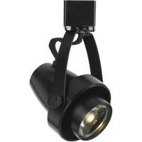 Cal Lighting HT-619-BK Ht System 1 Light Black Track Head Ceiling Light