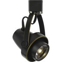 Cal Lighting HT-619-DB Ht System 1 Light Dark Bronze Track Head Ceiling Light