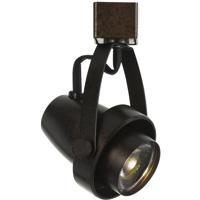 Cal Lighting HT-619-RU Ht System 1 Light Rust Track Head Ceiling Light