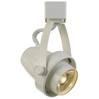 Cal Lighting HT-619-WH Ht System 1 Light White Track Head Ceiling Light