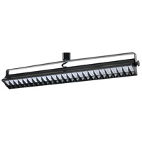 Cal Lighting HT-633L-BK Signature 1 Light Black Track Head Ceiling Light Wall Wash