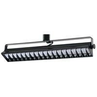 Cal Lighting HT-633M-BK Signature 1 Light Black Track Head Ceiling Light Wall Wash
