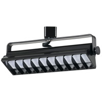 Cal Lighting HT-633S-BK Signature 1 Light Black Track Head Ceiling Light Wall Wash