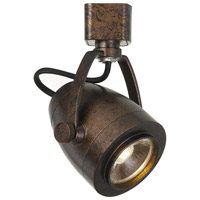 Cal Lighting HT-701-RU Ht System 1 Light Rust Track Head Ceiling Light