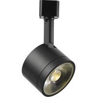 Cal Lighting HT-751-BK Ht System 1 Light Black Track Head Ceiling Light