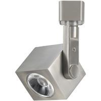 Cal Lighting HT-810-BS Ht Series 1 Light Brushed Steel Track Lighting Ceiling Light