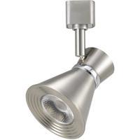 Cal Lighting HT-811-BS Ht Series 1 Light Brushed Steel Track Lighting Ceiling Light