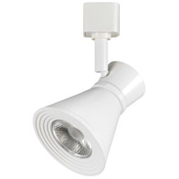 Cal Lighting HT-811-WH Ht Series 1 Light White Track Lighting Ceiling Light