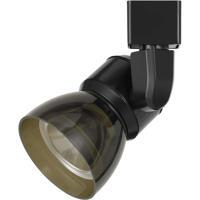 Cal Lighting HT-888BK-SMOCLR Signature 1 Light Black Track Head Ceiling Light